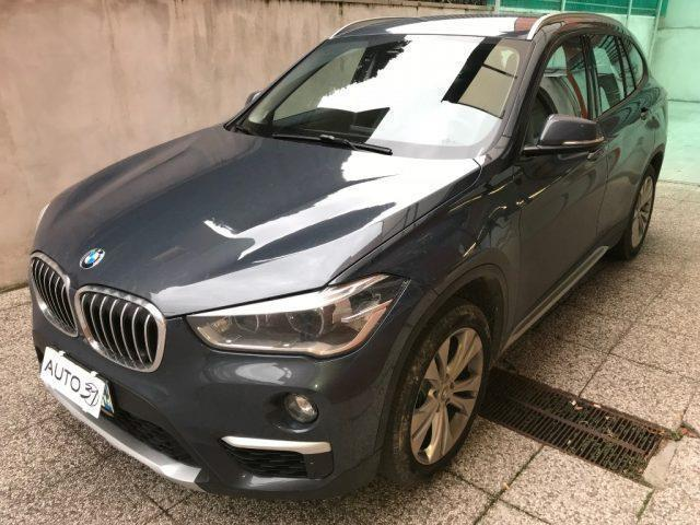 venduto bmw x1 xdrive 25d sport unico auto usate in vendita. Black Bedroom Furniture Sets. Home Design Ideas