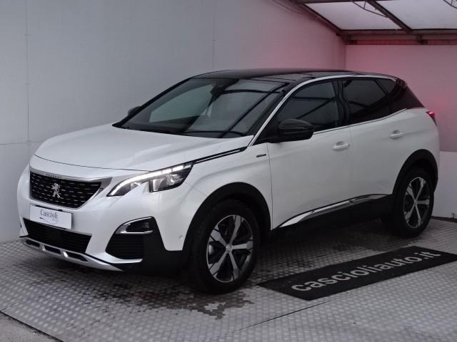 sold peugeot 3008 bluehdi 120 s s used cars for sale. Black Bedroom Furniture Sets. Home Design Ideas