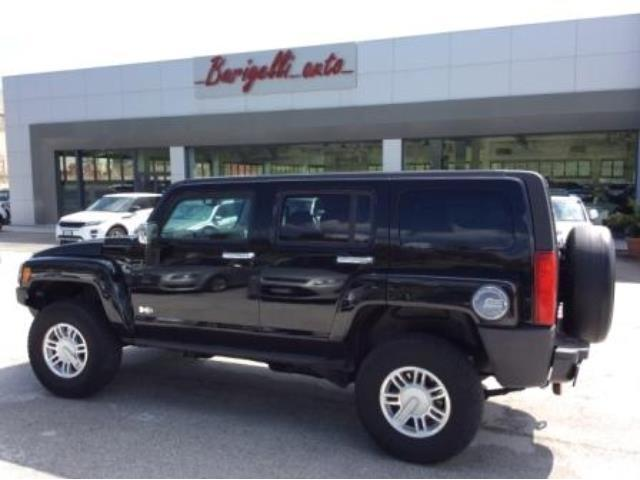 Sold hummer h3 3 7 aut luxury g p used cars for sale for Presse piegatrici usate buon prezzo