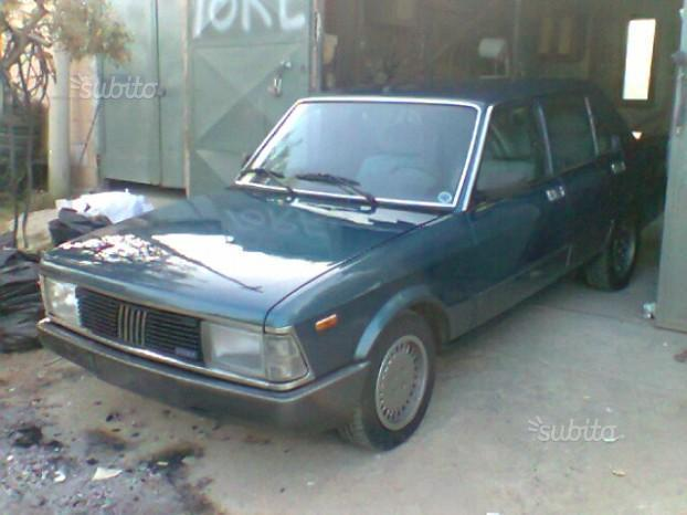 Sold Fiat Argenta 120 Ie Used Cars For Sale Autouncle