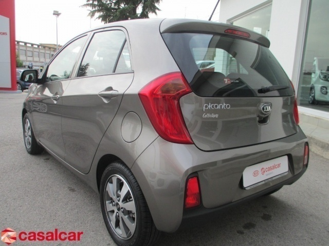 sold kia picanto 1 0 12v 5p glam used cars for sale autouncle. Black Bedroom Furniture Sets. Home Design Ideas