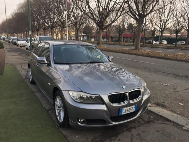 usata BMW 318 SERIE 3 d 2.0 143CV cat Futura