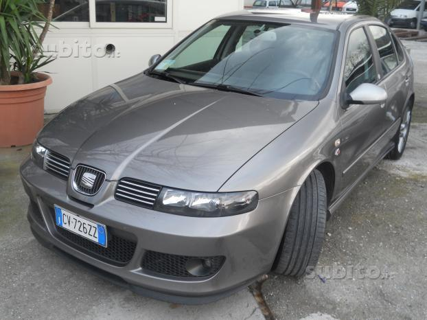sold seat leon 1 9 tdi 150 cv 6 ma used cars for sale autouncle. Black Bedroom Furniture Sets. Home Design Ideas