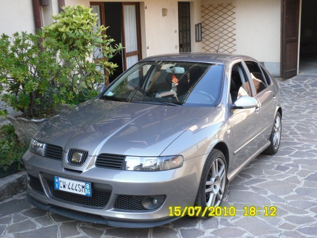 sold seat leon fr 1 9 tdi 150cv used cars for sale autouncle. Black Bedroom Furniture Sets. Home Design Ideas
