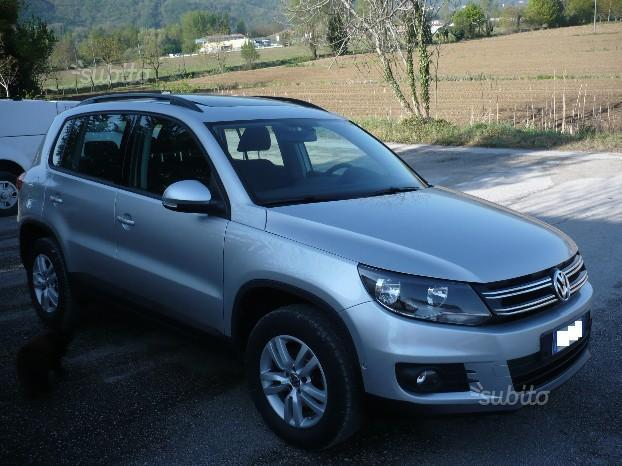 sold vw tiguan 1 4 tsi sportstyle used cars for sale autouncle. Black Bedroom Furniture Sets. Home Design Ideas