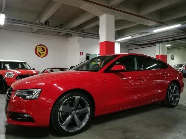 Audi a5 20 tdi usata torino