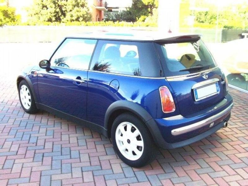 sold mini cooper 3 porte used cars for sale autouncle. Black Bedroom Furniture Sets. Home Design Ideas