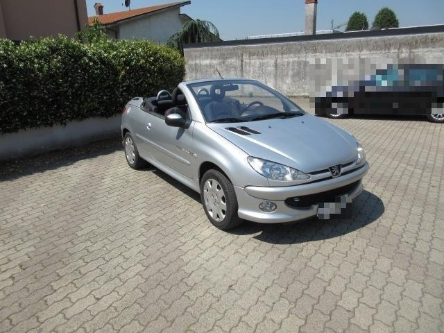 sold peugeot 206 cc 1 6 16v quiksi used cars for sale autouncle. Black Bedroom Furniture Sets. Home Design Ideas