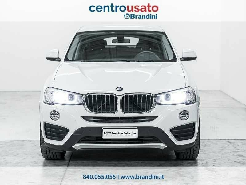 Usato 2017 BMW X4 2.0 Diesel 190 CV (34.300 €) | 50127 ...