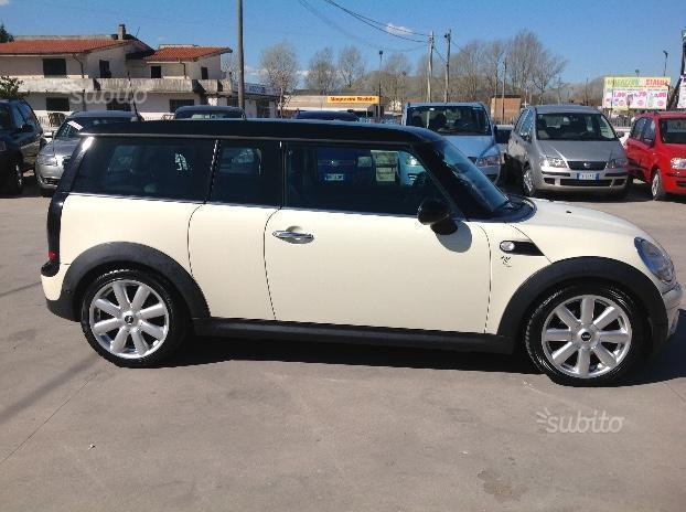 sold mini clubman 1 6 chili cambi used cars for sale autouncle. Black Bedroom Furniture Sets. Home Design Ideas