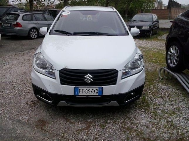 sold suzuki sx4 s cross 1 6 ddis s used cars for sale autouncle. Black Bedroom Furniture Sets. Home Design Ideas
