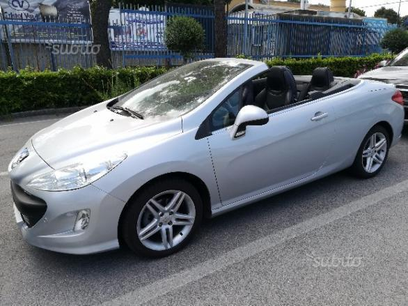 sold peugeot 308 cc cabrio used cars for sale autouncle. Black Bedroom Furniture Sets. Home Design Ideas