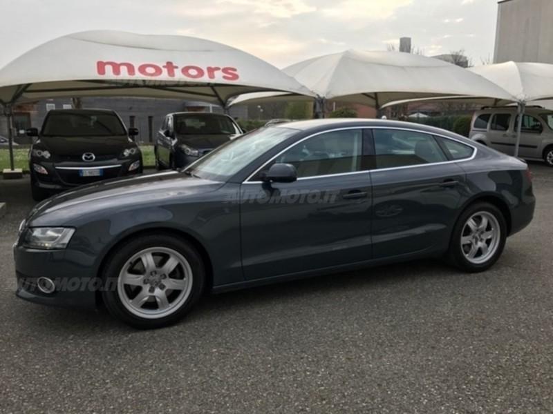 Audi a5 tdi usata 6