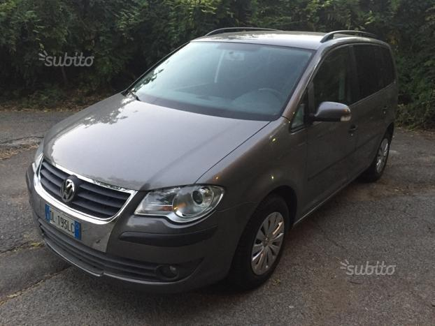sold vw touran 1 9 tdi 105cv conce used cars for sale autouncle. Black Bedroom Furniture Sets. Home Design Ideas