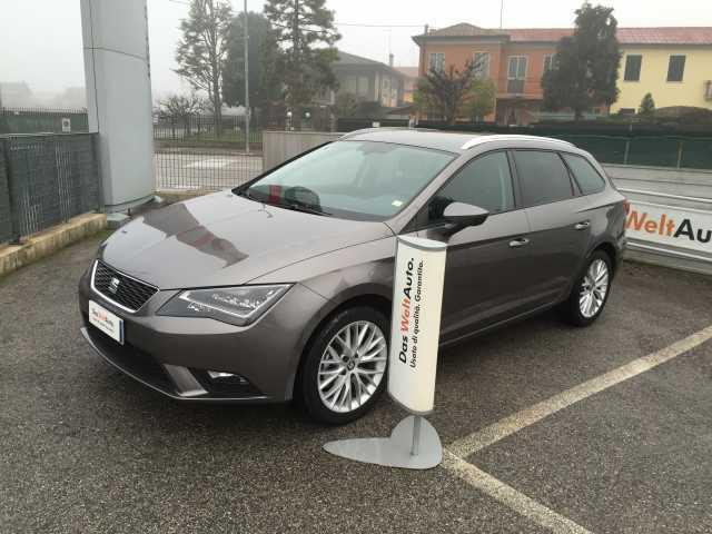 sold seat leon st 3 serie 1 6 tdi used cars for sale autouncle. Black Bedroom Furniture Sets. Home Design Ideas