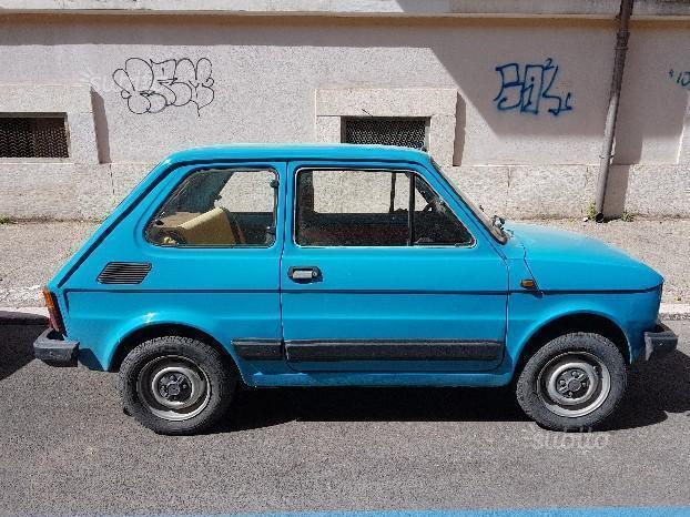 sold fiat 126 anni 70 used cars for sale