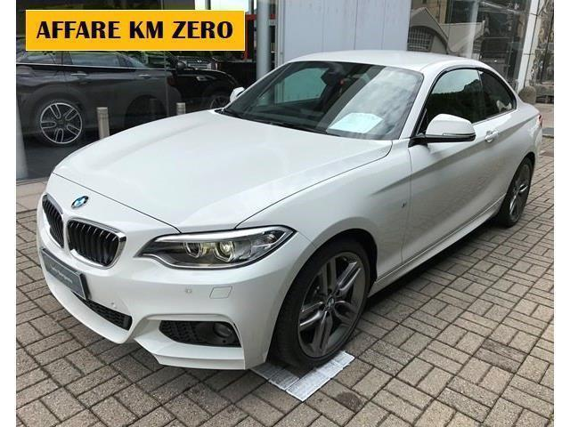 sold bmw 218 serie 2 coupé (f22) c. - used cars for sale