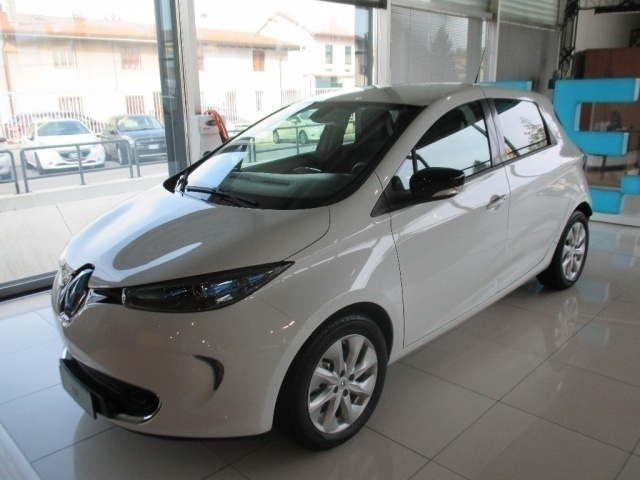 sold renault zoe intens q210 azien used cars for sale. Black Bedroom Furniture Sets. Home Design Ideas