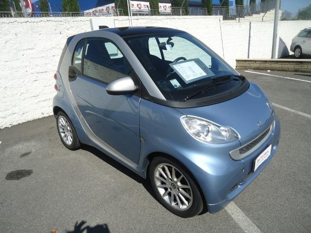 gebraucht Smart ForTwo Coupé 1000 52 kW MHD passion