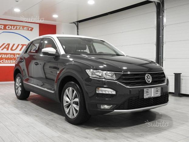 sold vw t roc style dsg 1 5 tsi ac used cars for sale. Black Bedroom Furniture Sets. Home Design Ideas