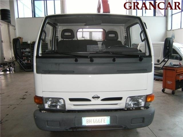 Sold nissan cabstar e 110 con gru used cars for sale - Auto usate porta portese ...