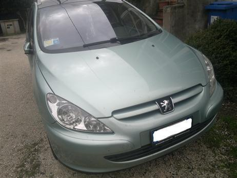sold peugeot 307 2 0 hdi fap sw used cars for sale. Black Bedroom Furniture Sets. Home Design Ideas