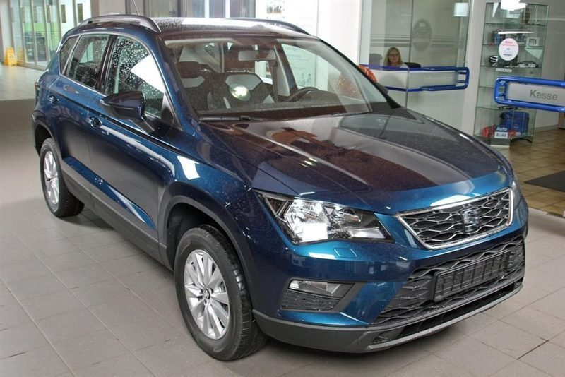 sold seat ateca ateca 2 0 tdi 4dri used cars for sale autouncle. Black Bedroom Furniture Sets. Home Design Ideas