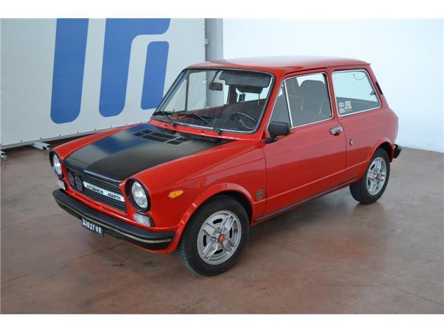 abbastanza Sold Autobianchi A112 Abarth 58 HP - used cars for sale - AutoUncle LB14