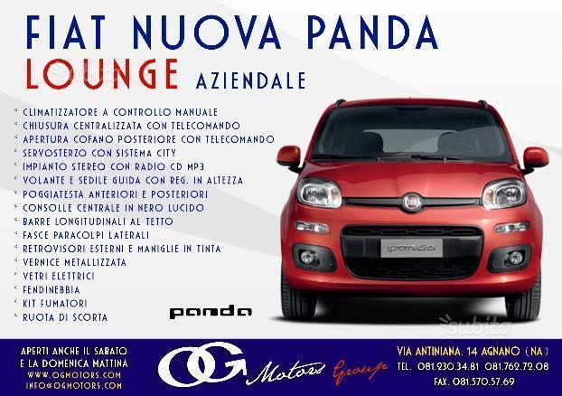 Sold Fiat Panda 3ª Serie Used Cars For Sale