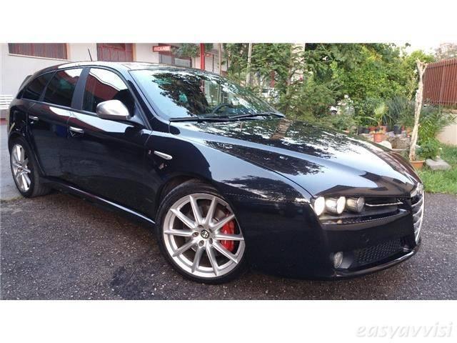 venduto alfa romeo 159 1.9 jtdm 16v s. - auto usate in vendita