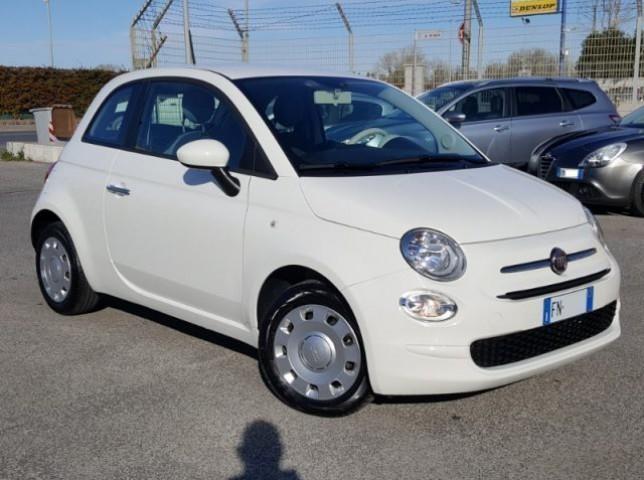 Compra Fiat 500 1 2 Benzina 69 Cv 2018 Risparmia 600 In