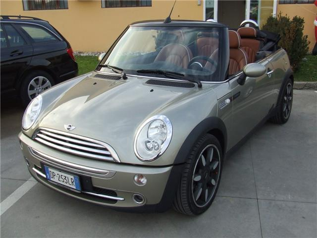 Venduto Mini Cooper Cabriolet Sidewal Auto Usate In Vendita