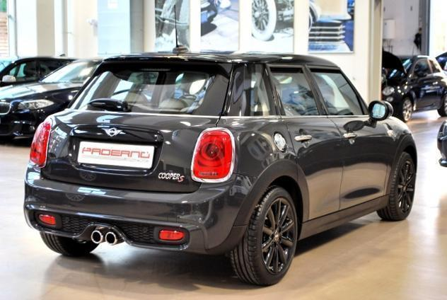 sold mini cooper s 5 porte automat used cars for sale autouncle. Black Bedroom Furniture Sets. Home Design Ideas