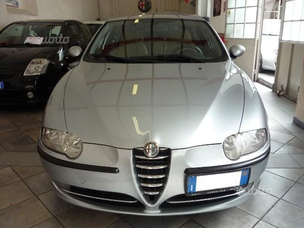 sold alfa romeo 147 1 6 twin spark used cars for sale. Black Bedroom Furniture Sets. Home Design Ideas