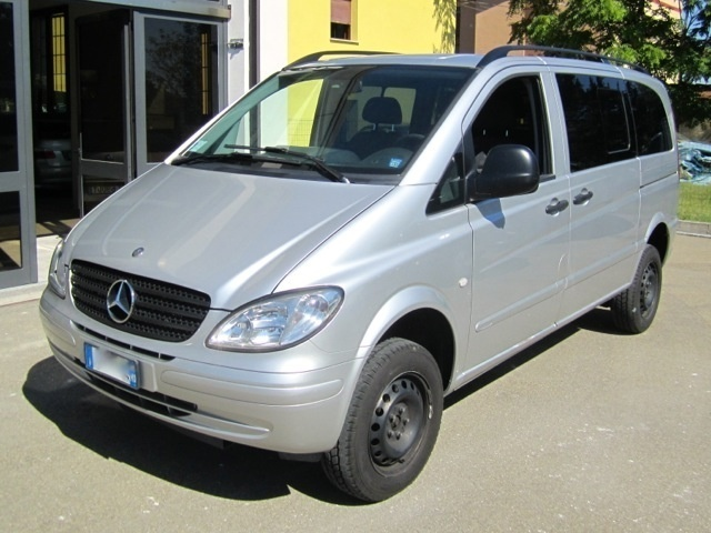 sold mercedes vito 2 2 115 cdi aut used cars for sale autouncle. Black Bedroom Furniture Sets. Home Design Ideas