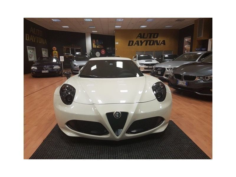 sold alfa romeo 4c 1750 tbi pacche. - used cars for sale - autouncle