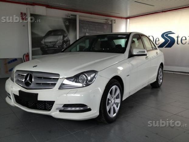 mercedes classe c w204  Venduto Mercedes C220 CDI MOD: W204 C. - auto usate in vendita