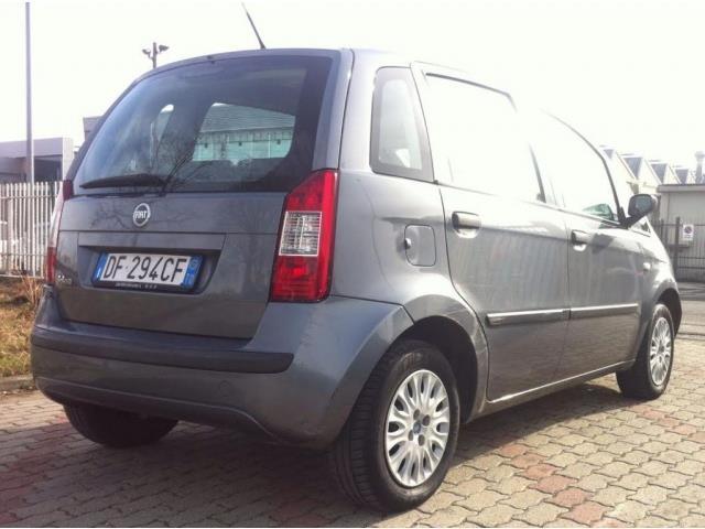 Sold fiat idea 1 2 16v used cars for sale autouncle for Consumo del fiat idea 1 4
