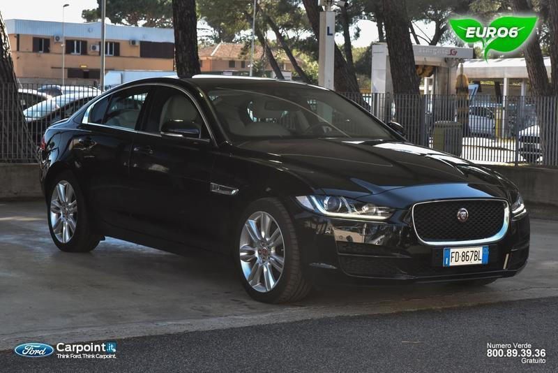 sold jaguar xe prestige 180cv used cars for sale. Black Bedroom Furniture Sets. Home Design Ideas