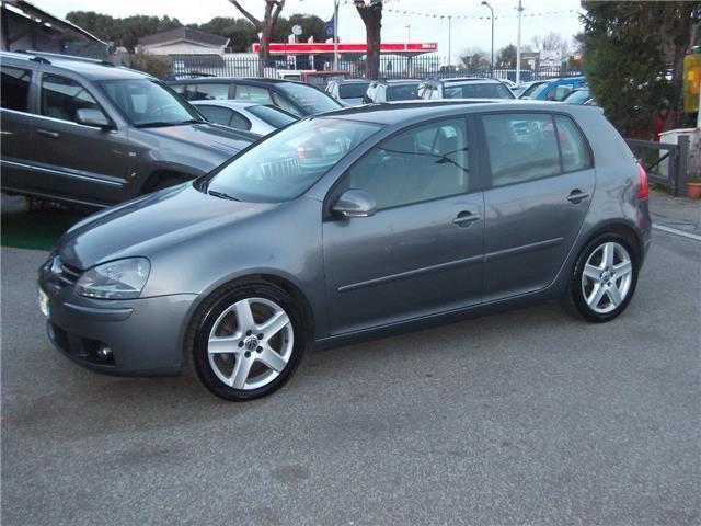 sold vw golf 2 0 tdi 140 cv highli used cars for sale. Black Bedroom Furniture Sets. Home Design Ideas