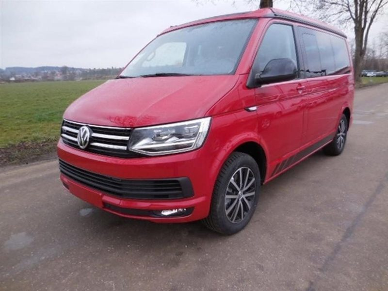 sold vw california t6 2 0tdi beach used cars for sale. Black Bedroom Furniture Sets. Home Design Ideas