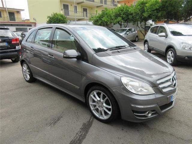 Sold Mercedes B170 Sport 130000 Km. - used cars for sale - AutoUncle