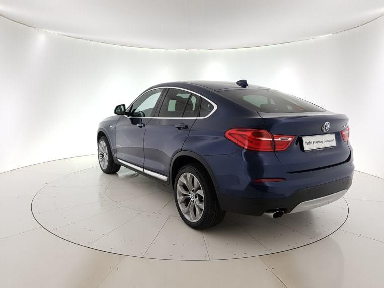 Venduto BMW X4 X4xdrive20d xLine auto. - auto usate in vendita