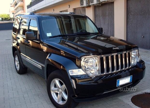 Sold Jeep Cherokee 3ª serie - used cars for sale