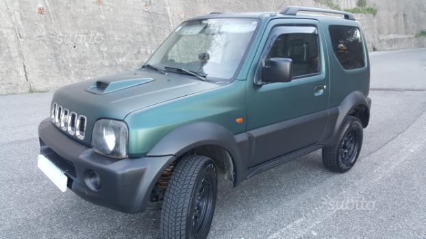 Suzuki Jimny usata in Calabria (49) - AutoUncle