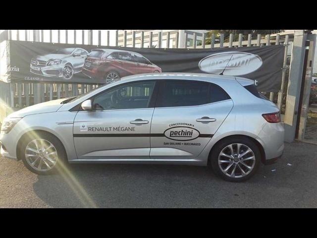 Renault megane 2016 km 0