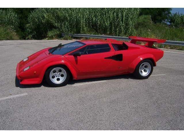 Venduto Lamborghini Countach 5000 Qua Auto Usate In Vendita