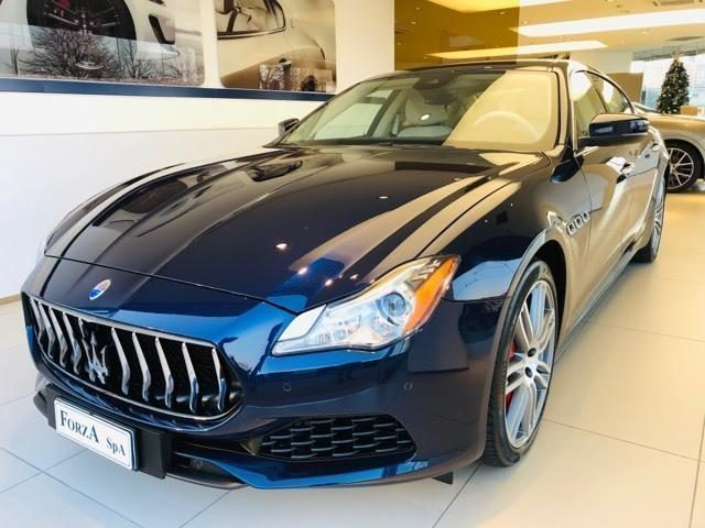 Maserati Quattroporte 3.0 Diesel 250 CV (2017) a venaria reale • Valutate da AutoUncle