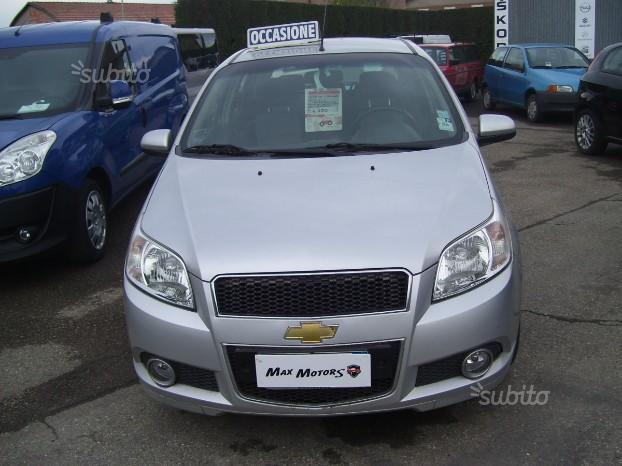 Sold Chevrolet Aveo Gpl 2010 Used Cars For Sale