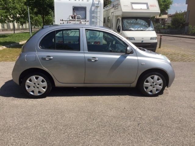 Sold Nissan Micra 1 2 16v 5 Porte Used Cars For Sale